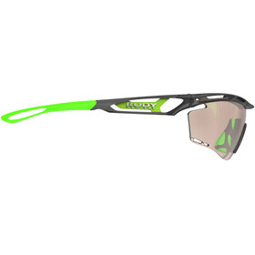 Rudy Project Tralyx Cykelbriller, ice graphite matte - impactx photochromic 2 laser brown